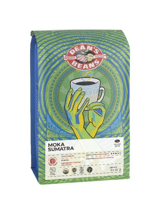 Dean's Beans Moka Sumatra Coffee