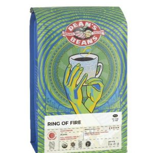Dean's Beans Ring of Fire Coffee