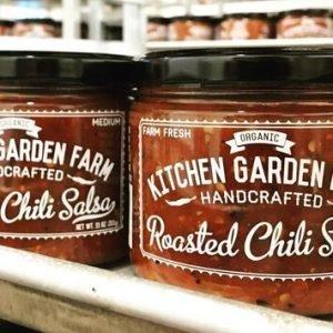 Kitchen Garden Farm Organic Roasted Chili Salsa