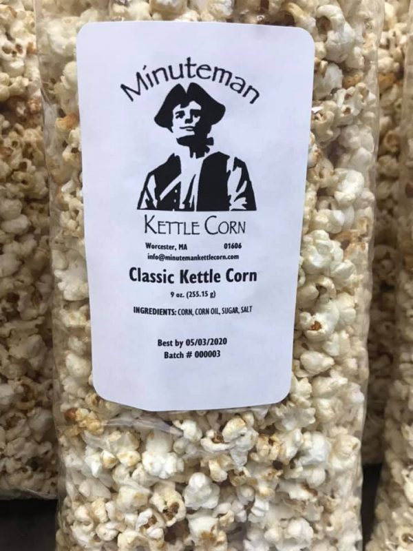 Minuteman Kettle Corn