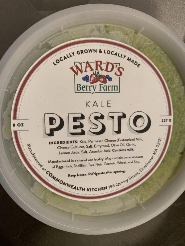 Ward Kale Pesto