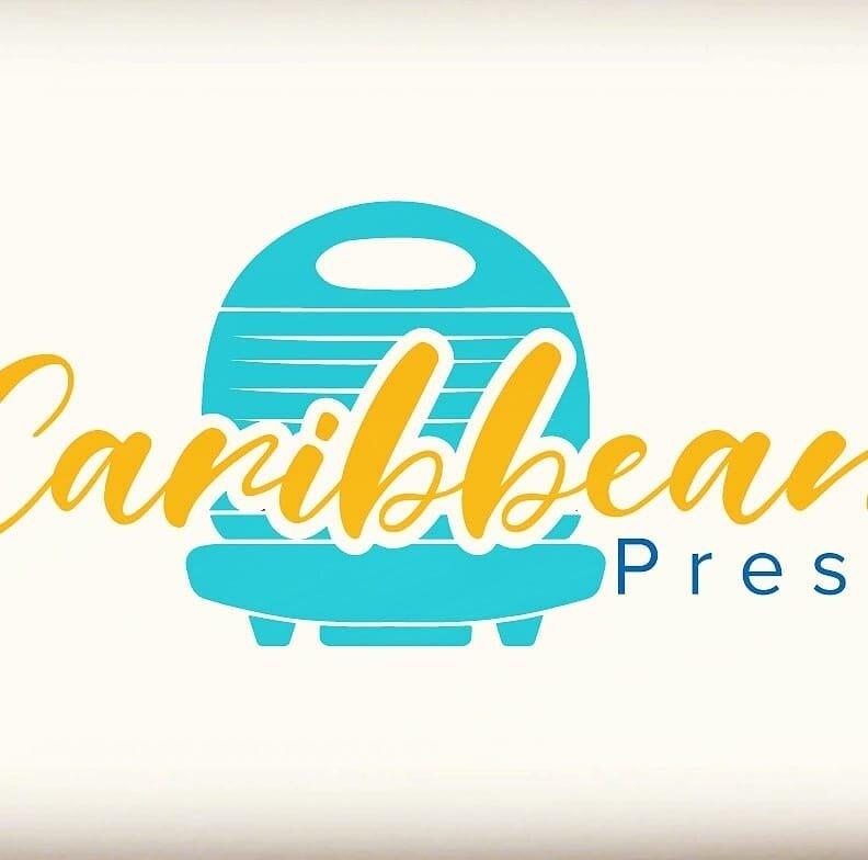 The Caribbean Press Logo