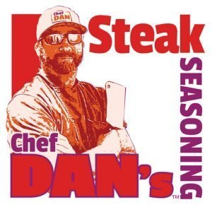 Chef Dan's Steak Seasoning