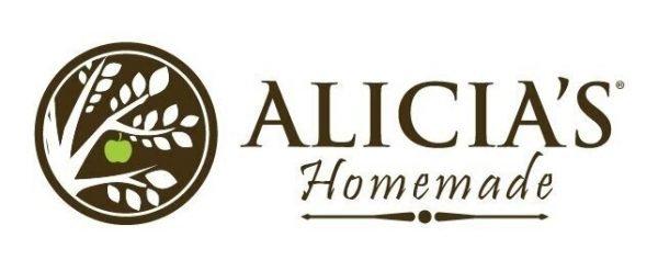 Alicia's homemade logo