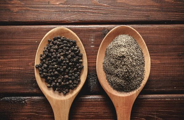 Alicia's Homemade Black Pepper (Ground)