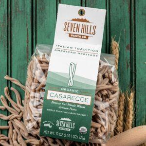 Seven Hills Pasta Organic Casarecce