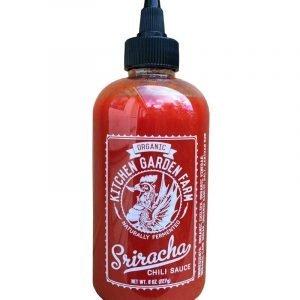 Kitchen Garden Farm Organic Sriracha