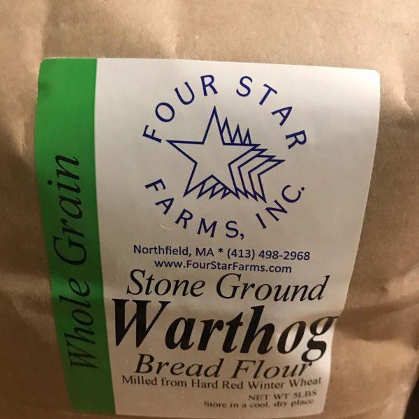 Four Star Farms Stone Ground Bread Flour