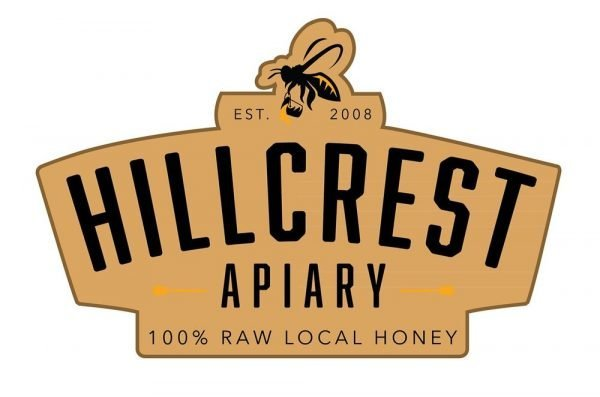 Hillcrest Apiary Honey 8 oz jar