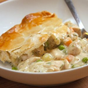 Lilac Hedge Farm Chicken Pot Pie - Large
