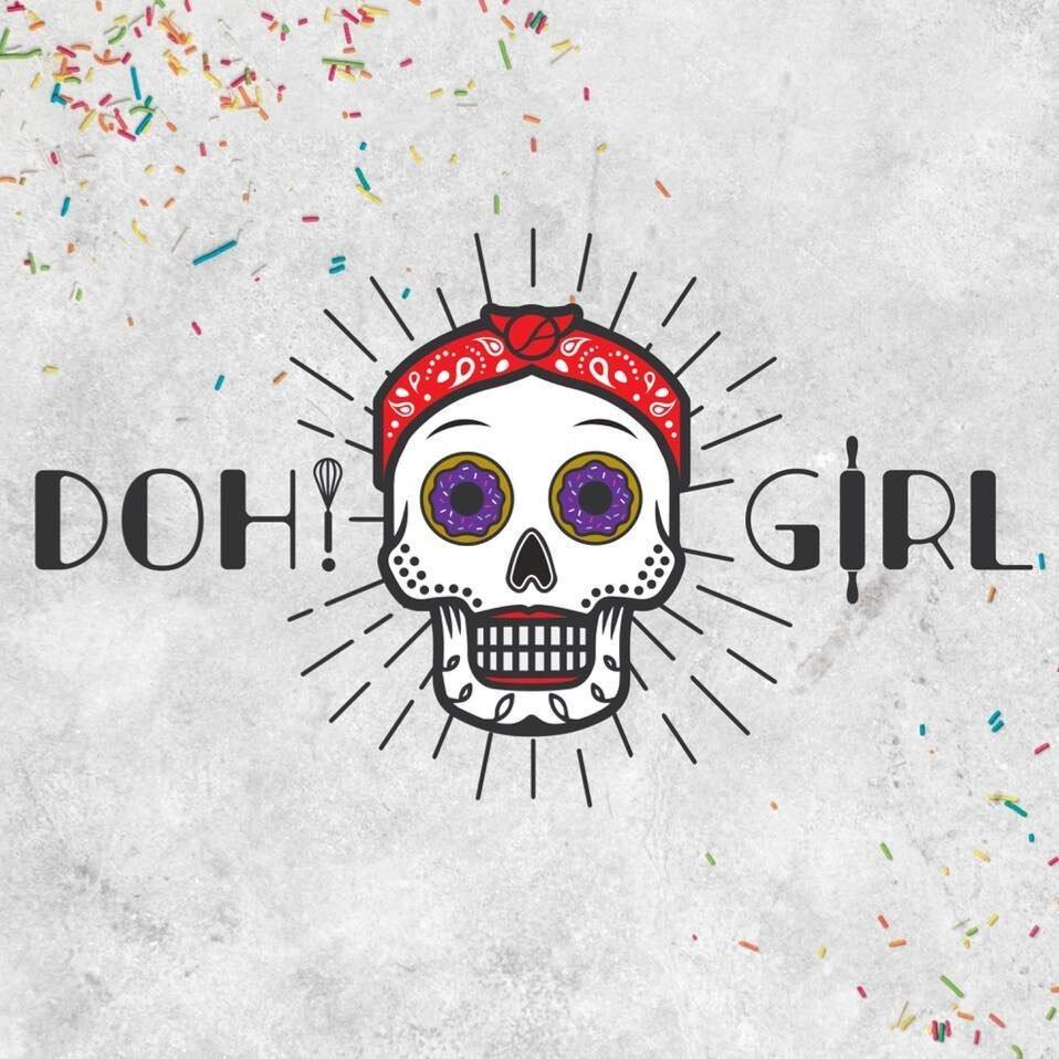 DOH Girl Logo