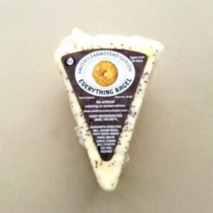 Smith's Country Cheese Everything Bagel Gouda