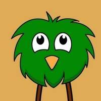 Nutty Bird Granola Logo
