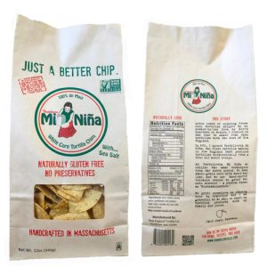 Mi Niña Sea Salt Tortilla Chips