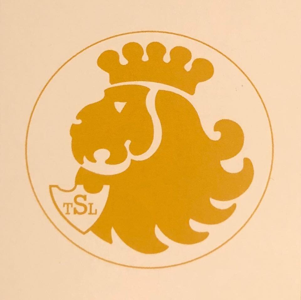 Toy Lion Confectionery Logo